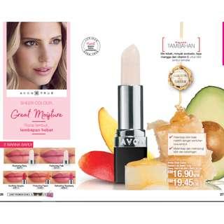 Avon's True Color Tinted Lip Balm