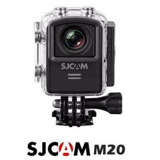 Sjcam M20 waterproof action cam wifi 100% original