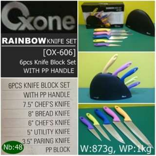 pisau paling laris oxone OX606 original harga murah