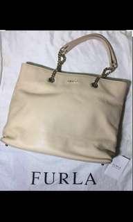 *Flash Sale* Authentic Furla Julia Chain Tote Bag
