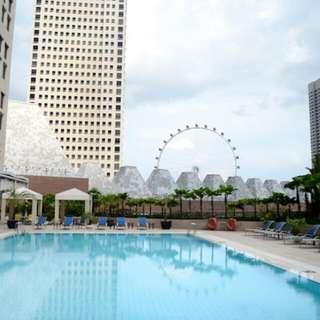 Conrad Centennial Singapore 34% off.