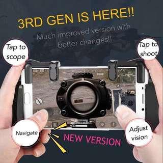 INSTOCK 3rd Gen L1R1 Sharpshooter PUBG ROS