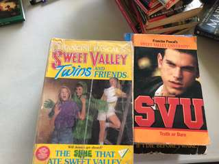 Sweet valley high and svu