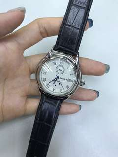 Stauer Automatic leather watch