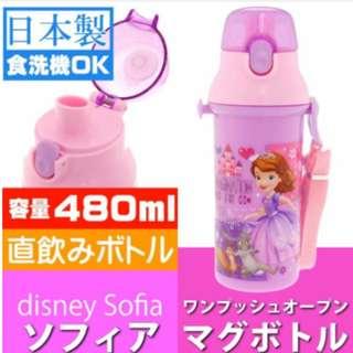 <日本直送, 現貨> 精選日本製 SOFIA 480ml水壺
