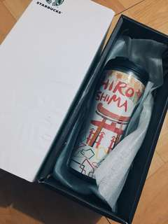 HIRO SHIMA星巴克杯