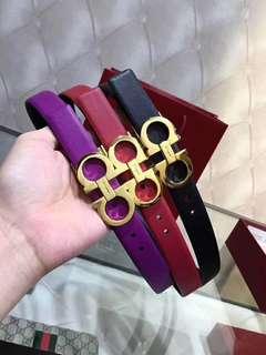 Salvatore Ferragamo Women's Belt