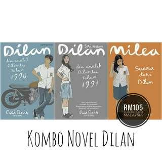 Kombo Novel Dilan