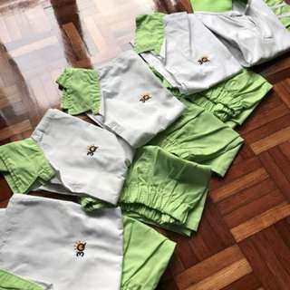 3Q uniforms