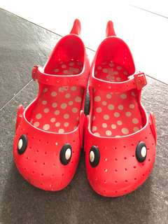 Mini Melissa Shoe