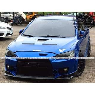 【FB搜尋桃園阿承】三菱 超人氣FORTIS 2008年 1.8 藍色 二手車 中古車