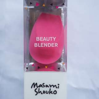 Beauty Blender Masami Shouko