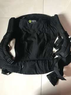 Soft Structured Carrier Boba 3G in Montenegro (Black)