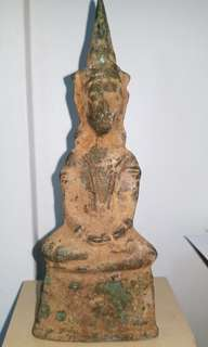 Thai Amulet phra ngan Ayutthaya