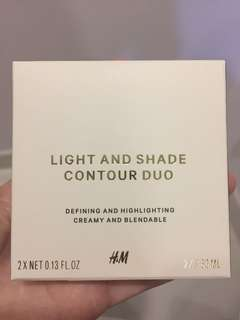 H&M light and shade contour duo