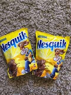 Nesquik Chocolate Powder Drink