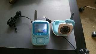 Remote camera monitor and display