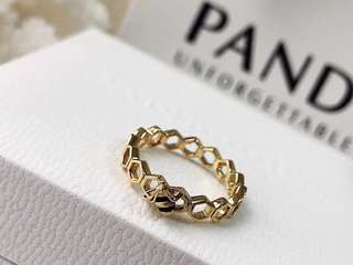 Pandora Ring 2018 Latest Bee collection