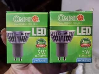 Omni LED 5 watts Daylight
