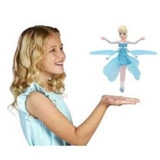 Elsa Frozen Flying Fairy Toy Brand New 0