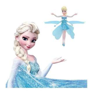 Elsa Frozen Flying Fairy Toy