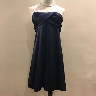 Navy Blue HQ Cocktail Dress
