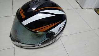 Helmet full face KTM
