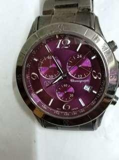 手錶 日本製造 唔行