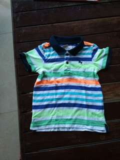 Preloved h&m polo shirt 12-18months