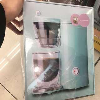 日本 Recolte 咖啡機 Tiffany blue 滴漏 咖啡 薄荷綠