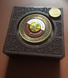 State of Qatar Medal-Ministry of Interior