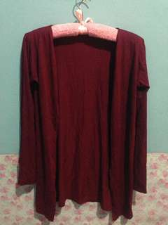 Outer maroon