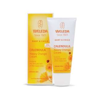 Weleda Baby Calendula Nappy Change Cream