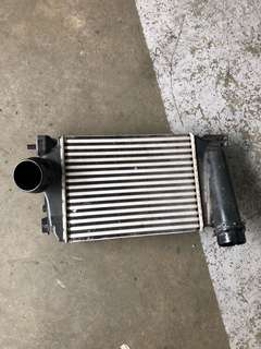 Nissan qashqai turbo cooler