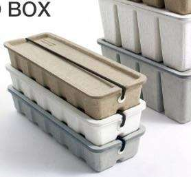 Midori pulp storage pen case