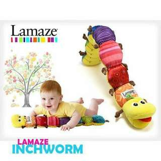 Lamaze Worm musical