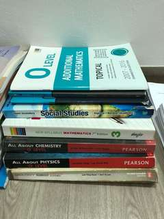 O level textbook / assessment books