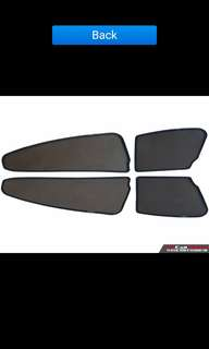 Looking for Toyota axio'16 magnetic sunshade