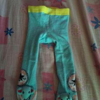 Legging boneka kpala gajah