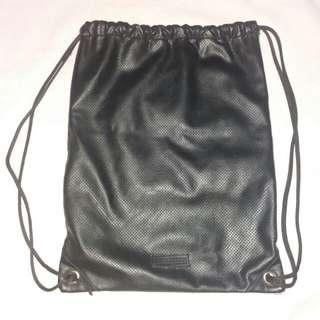 Penshoppe Drawstring bag (black)