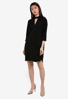 Zalora Choker Dress