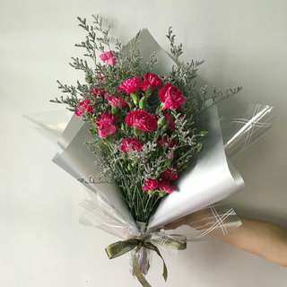 Mother's Day Carnation Bouquet