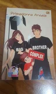 Novel Primadona Angela - Big Brother Complex