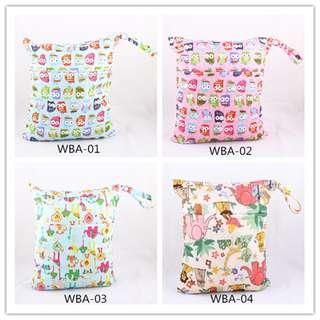 Waterproof Diaper Bag / Wet bag