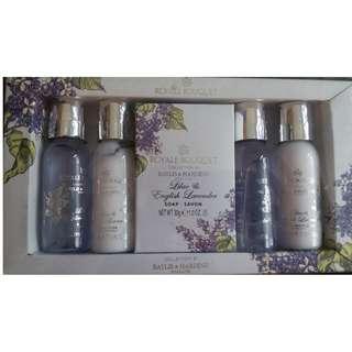 Baylis & Harding England - Royale Bouquet (Bath & Shower Gel, Body Lotion, Shampoo & Conditioner, Soap)