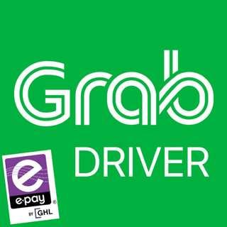 Grab driver topup