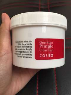 COSRX- One Step Pimple Clear Pad TERMURAH!!! Isi 11 pcs. Best seller. GRAB IT FAST!