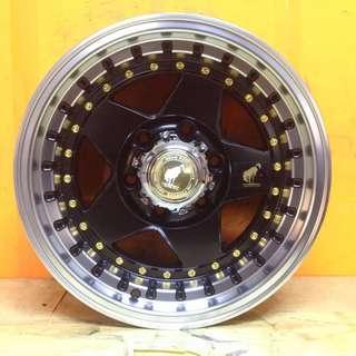 16 inch SPORT RIM 4x4 LODIO DRIVE SUPER STAR