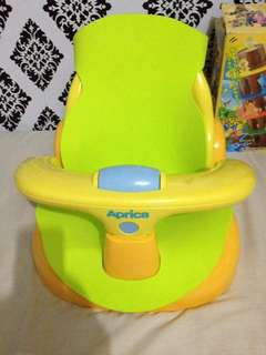 Aprica baby boost chair