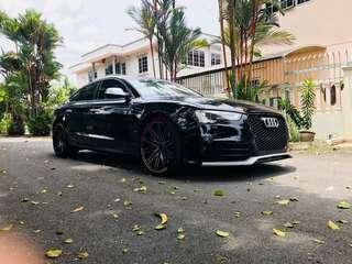 Audi S5 v6 SuperCharge